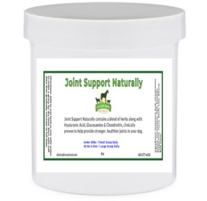 Joint Support Naturally-Natural Dog Hip & Joint Supplement 1
